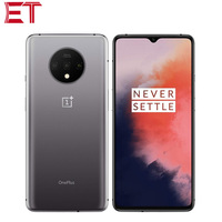 Origina New Oneplus 7T 4G Mobile Phone 8GB RAM 256GB ROM Snapdragon855+ 6.551080x2400 20:9 Fullscreen NFC 5GHz Wifi Android10.0