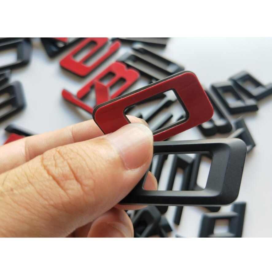 أسود 112d 114d 116d 118d 120d 125d 130d شعار شعارات الخلفية عدد رسائل شارات ل BMW 1 سلسلة E81 E82 E83 E87 E88 F20 F21