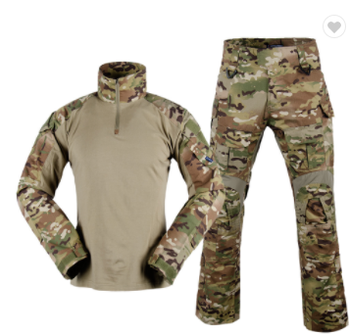 Tactical Uniform BDU G3 Combat Update Ver Camo Airsoft Military Combat Uniform CS Game Airsofr Tactical Military Army Uniform - DISCOUNT ITEM  42 OFF Novelty & Special Use