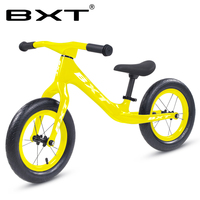 12inch Carbon fiber Bicycle Kid Ultralight Balance Bike No Pedal Children carbon complete kids bike colorful customization