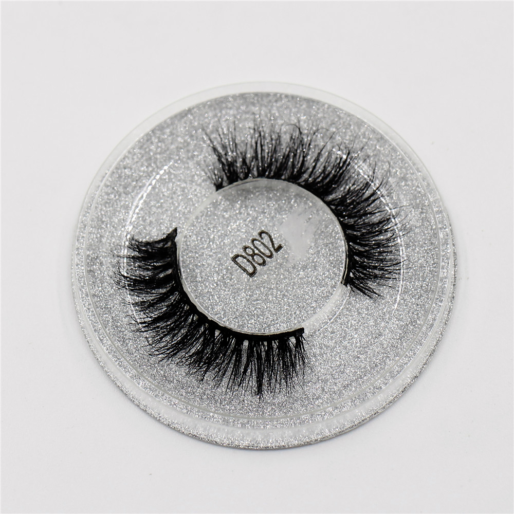 Image 4 - AMAOLASH 3D Mink Lashes Cruelty Free Mink False Eyelashes Natural Handmade Eyelash Extension Makeup Fake Eye Lashes-in False Eyelashes from Beauty & Health