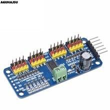 1pcs 16-Channel 12-bit PWM/Servo Driver - I2C interface - PCA9685 for Raspberry Pi DIY Servo Shield Module