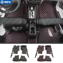 MOPAI cuir voiture intérieur tapis de sol tapis tapis pour Suzuki Jimny 2007 2017 accessoires de voiture