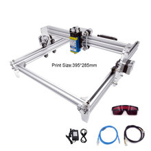 Print Zone 40*28cm 5.5w/15w CNC Laser Engraving Machine Desktop DIY Violet Laser Router Machine Woodworking Printer From Russia woodworking from offcuts