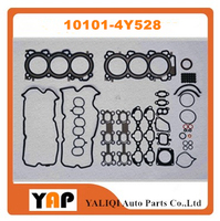 Überholung Dichtung Kit Motor FÜR Nissan A33 CEFIRO Maxima VQ30DE 3.0L 10101 4Y529 10101 4Y528 A0101 4Y529 101014Y526 2000 2003 auf