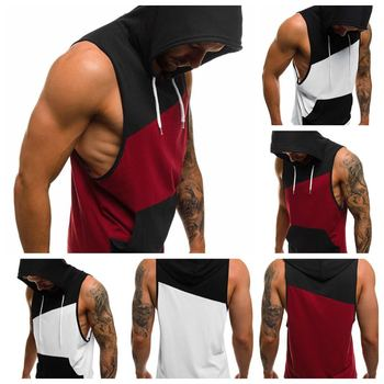 Hot Selling 2020 Summer New Style Men Fashion Casual Sleeveless Vest