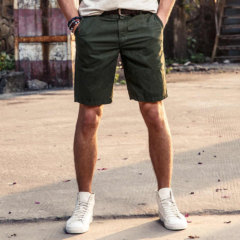 Casual Shorts Men Cargo Short Mens Summer
