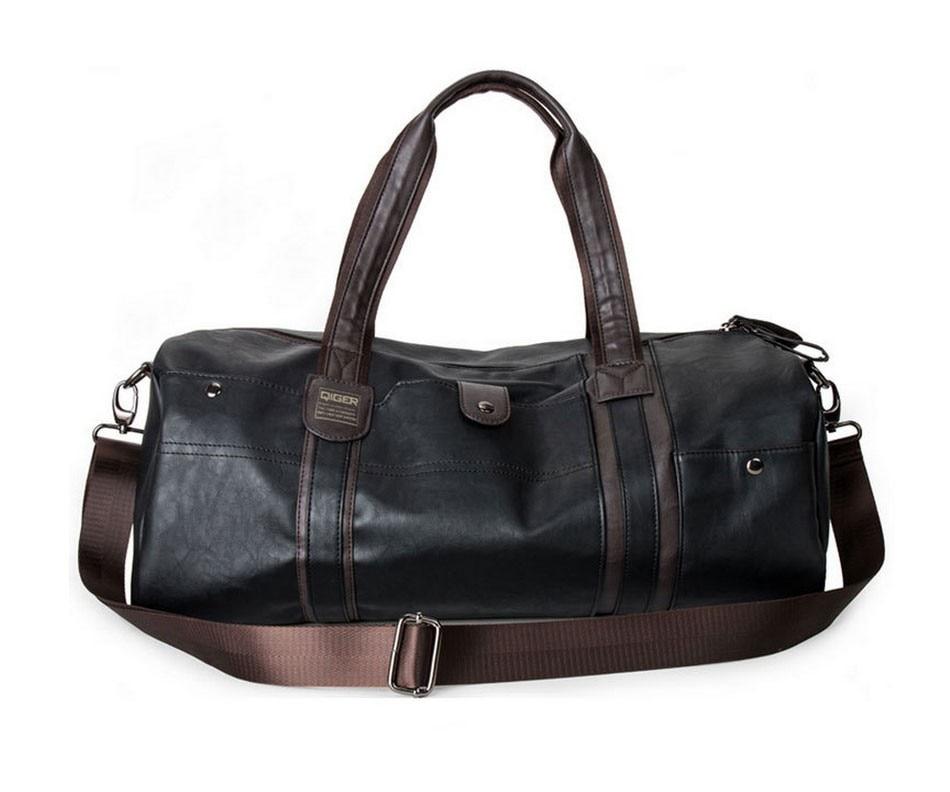 SIXRAYS Weekender масло воск кожаные сумки для мужчин путешествия вещевой мешок портативный сумки на плечо мужская мода сумка для переноски