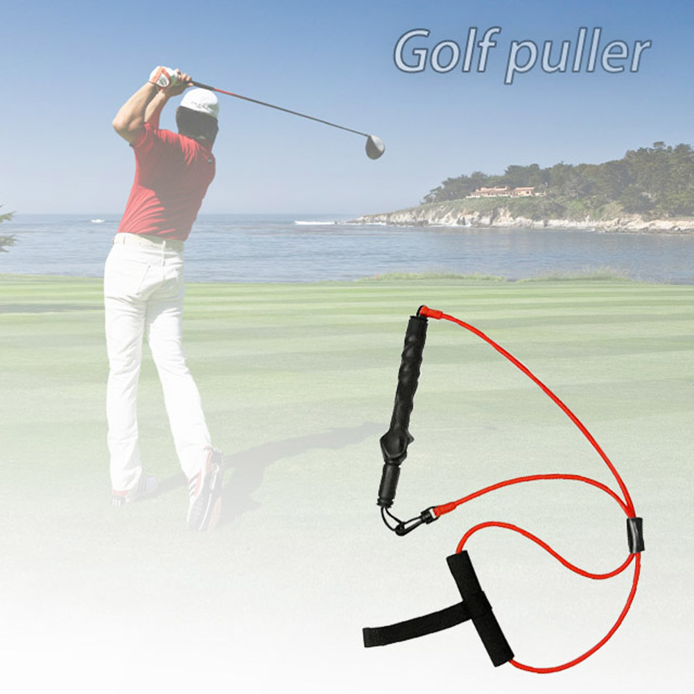 Golf Swing Trainer Beginner Gesture Alignment Training Aid Golf Strength Trainer Swing Practice Stick Training Aids