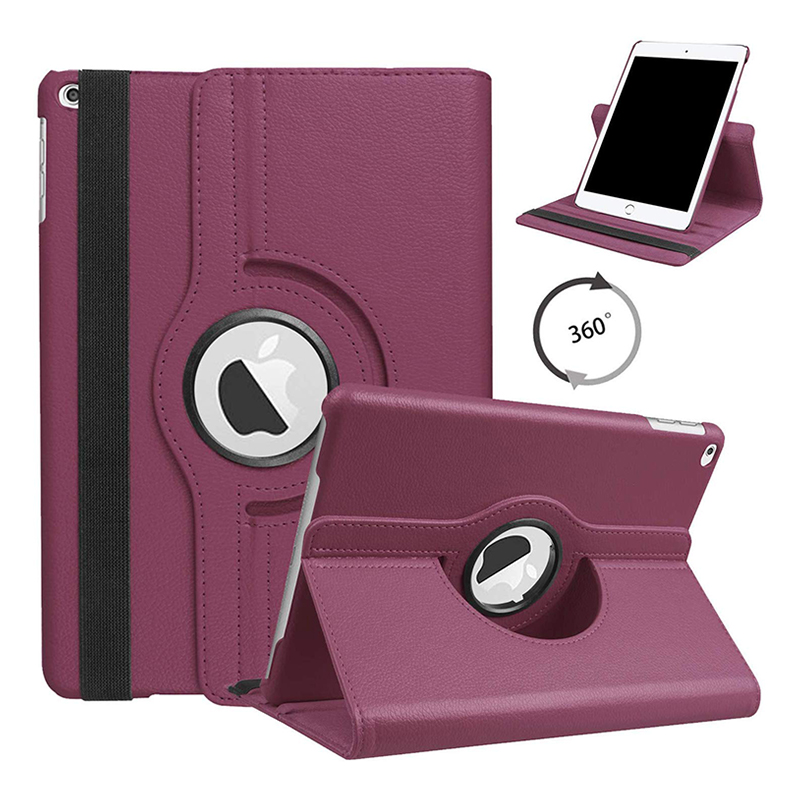 For Smart 360 Apple Generation for iPad Degree Cover 2019 Case 10.2 2020 7th 8th iPad Rotating