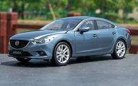 1/18 Scale Mazda 6 ATENZA Blue Diecast Car Model Toy Collection Gift NIB