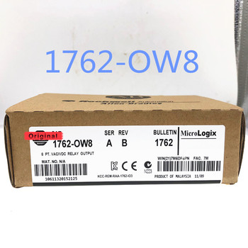 1762-OW8 1762-OF4 1762-OW16 1762-OB8 1762-OB16 1762-OB32T New Original PLC фото