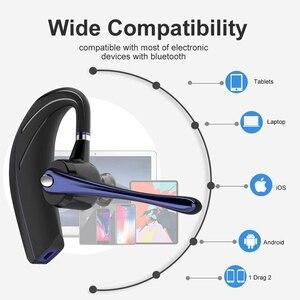 Image 5 - Più nuovo B1 Cuffie Senza Fili Bluetooth 5.0 Auricolare con microfono riduzione del Rumore Auricolare Bluetooth con microfono per tutti i Telefoni Intelligenti