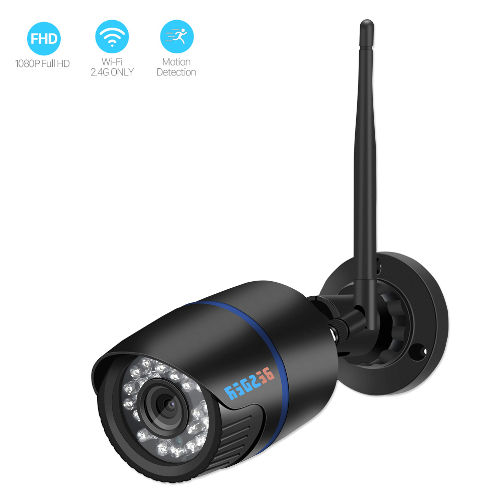 BESDER Ip-Camera Wired Bullet Wifi CCTV 960P ONVIF 720P Yoosee 1080P P2P With Miscrosd-Card-Slot