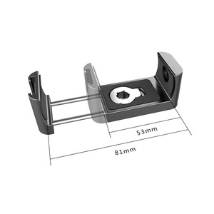 """Image 2 - SmallRig Holder for Portable Power Banks Holder Clamp With 1/4"""" 20 Threaded Holes +Cold Shoe Mount For Mobile Phone    2378"""