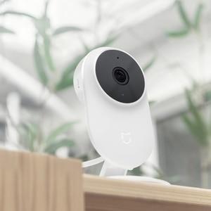 Image 5 - 2018 nouveau Original Xiao mi mi jia mi sécurité à domicile caméra IP intelligente 1080P Wifi sans fil 130 grand Angle Vision nocturne