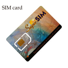 Buy 16 in 1 Max SIM Card Cell Phone Super Card Backup Cellphone Accessory S288 directly from merchant!