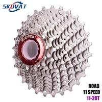 ZTTO Bicycle Freewhee Road Bike 11s 22s 11 Speed Cassette 11 28t Flywheel Sprocket Parts for Shimano 105 5800 UT 6800 DA 9100|speed cassette|bicycle freewheelbicycle sprocket -