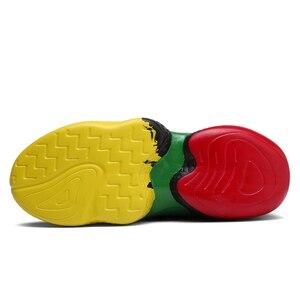 Schuhe Männer Sport Laufschuhe Männer Turnschuhe Socken Athletisch Trainer Männlichen Bunte High Top Sneakers Zapatillas Hombre Deportiva