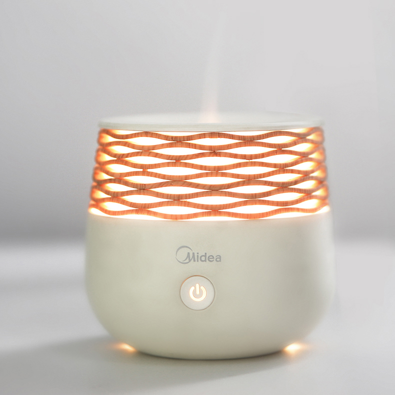 Mini Electric Incense Burner Mute Ultrasonic Air Humidifier Bedroom Incense Holder Home Small Portable Aroma Oil Burner MM60XXL