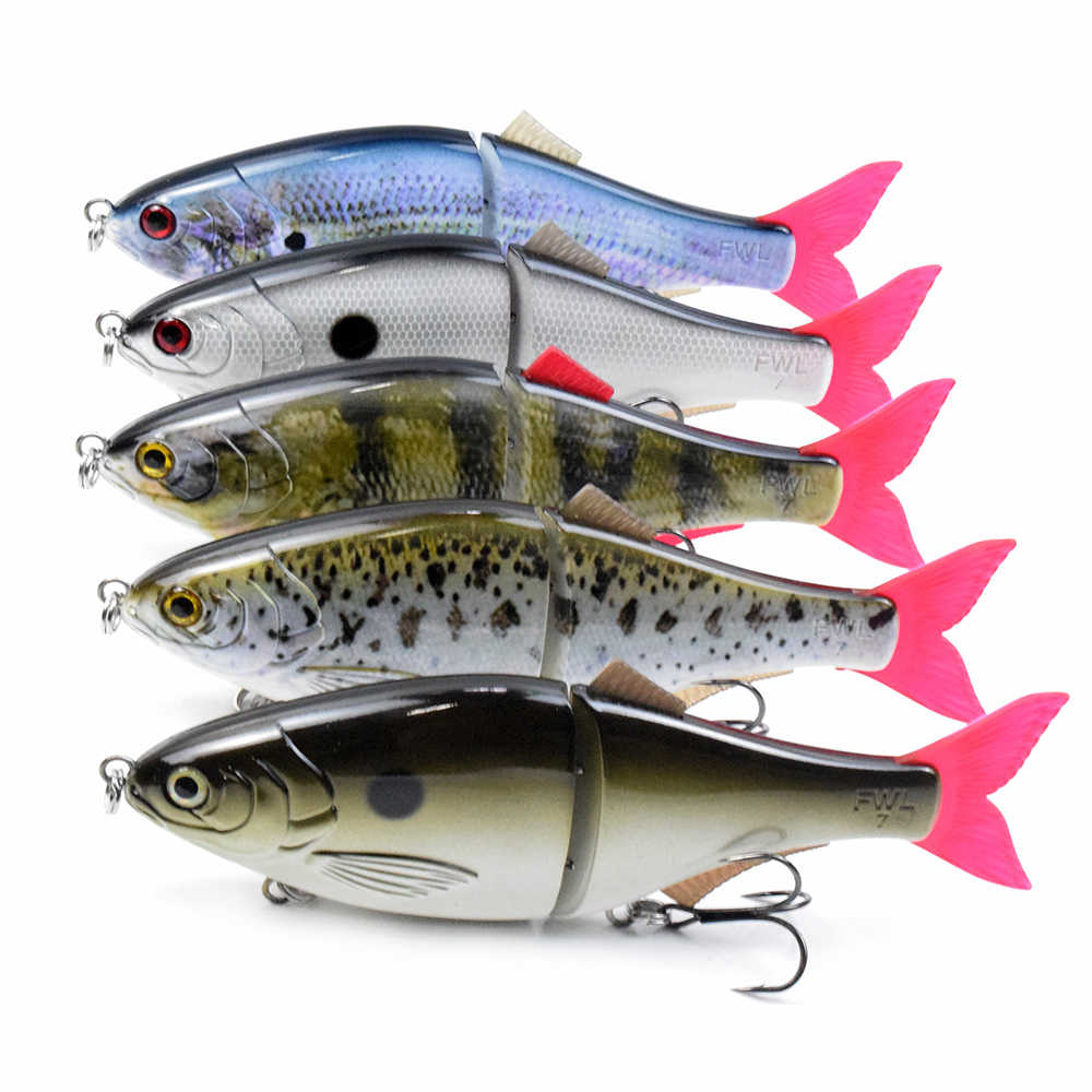 NEW OTHER!!!2 Floating Diving Big Game Lures