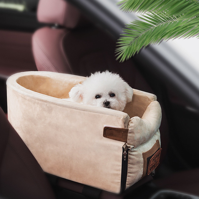 Pet Carpool Seat 1