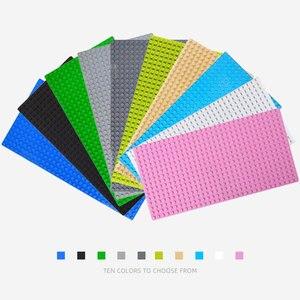 Bausteine Basis Platten 32x32 Klassische Dots Kompatibel Legoed Block Grundplatte Bausteine Bau DIY Spielzeug für Kinder