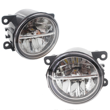 цена на LED Front Fog Light for LANDROVER FREELANDER 2 LR2 2006 2007 2008 2009 2010 2011 2012 2013 2014 Car Styling Fog Lamps DRL Lights