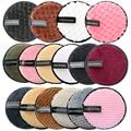 Многоразовые подушечки для снятия макияжа хлопчатобумажные салфетки 3 шт/4 салфетками из микрофибры для чистки оптических макияж губка для ...