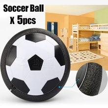 Soccer-Ball Floating-Foam Levitate with Led-Light Music-Gliding-Toys Kids Gifts Suspending