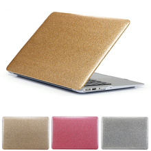 Laptop Cases For Apple MacBook Air 11.6 (A1370/A1465) Notebook Protective Case Scratch Resistance Sparkling Notebook Cover