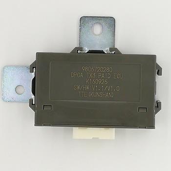 OEM 9806720280 Radar cofania moduł asystent parkowania Parking pomocniczy jednostka sterująca ECU dla Peugeot TX3 308 tanie i dobre opinie CN (pochodzenie)