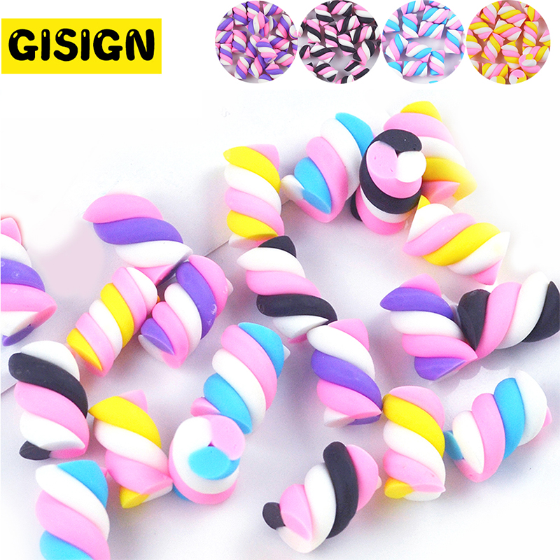 5pcs/bag Cotton Candy Slime For Beads Slime Addition Accessories Diy Supplies Lizun Filler Gift For Kit Plasticine Toys