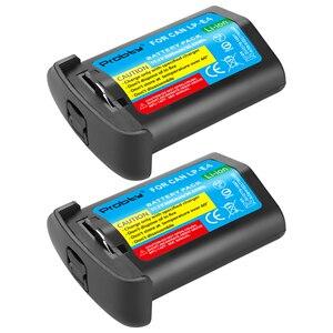 Image 5 - 3300mAH LP E4 LP E4 LP E4N Batterie Per Foto/Videocamera O LCD caricabatterie Rapido PER Canon EOS 1D Mark III,EOS 1D Mark IV,EOS 1Ds Mark III