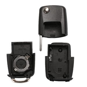Image 5 - Étui à clé pour Vw Jetta Golf Passat coccinelle Polo Bora MK4 siège Altea Skoda 20 pièces/lot