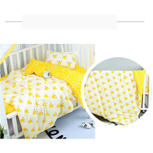 Single Piece Cotton 100x100cm Baby Children's Kindergarten Duvet Covers Student Dormitory Quilt Cover Can Be Custom Size