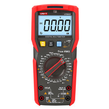 UNI-T UT89XD Digital Multimeter True RMS Tester AC DC Voltmeter Ammeter 1000V 20A Capacitance Frequency Resistance LED Measure