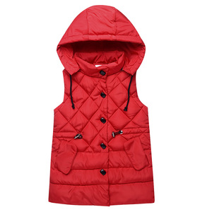 Image 3 - Vest for Kids Girl Autumn Winter Girls Casual Vest Jacket Baby Girls Boys Parkas Vest Coats Children Clothes Jacket Kids Vests
