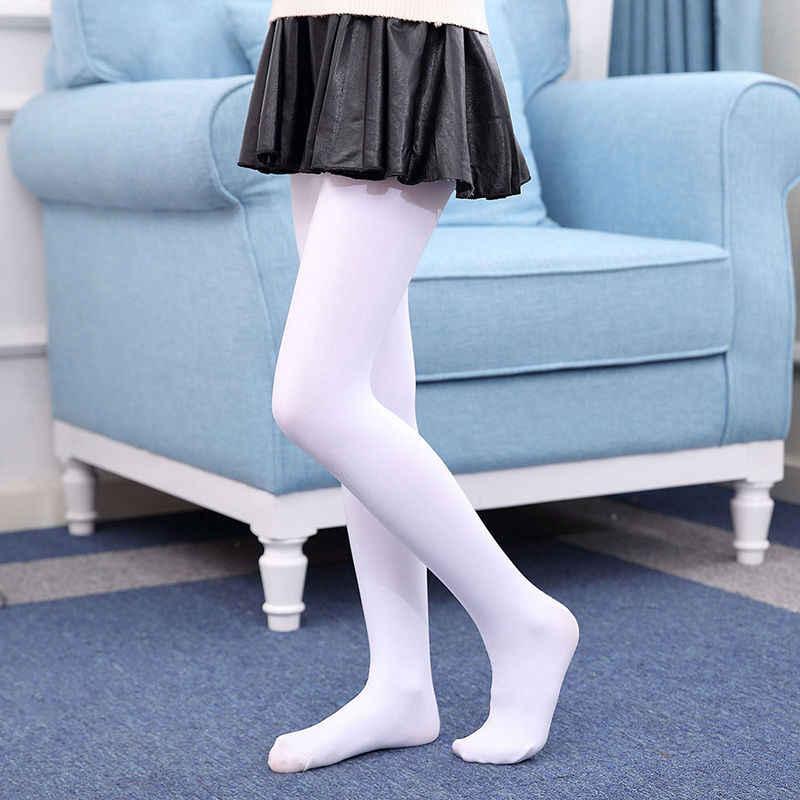 Baby girls//bigger girls white lace tights