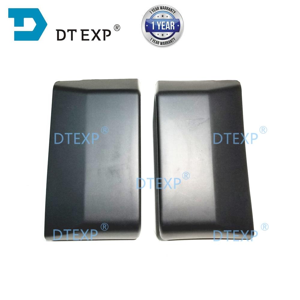 Front bumper cover for pajero v97 bumper board 6405A057 6405A058 for montero v93 v87 v98 v95 no painting oe clips