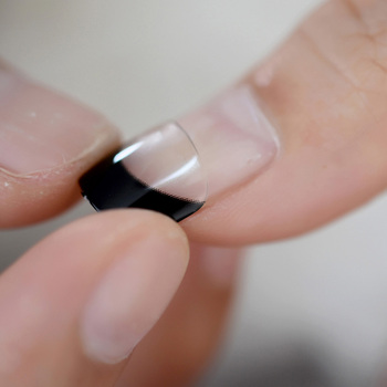 Demi ongles noir naturel carré Onglerie Onglerie professionnelle Bella Risse https://bellarissecoiffure.ch/produit/demi-ongles-noir-naturel-carre/