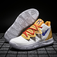 Men Basketball Shoes Men Athletic Sneakers Kyrie Irving High Quality Street Basketball Ankle Trainers Men Wear resisting Shoes