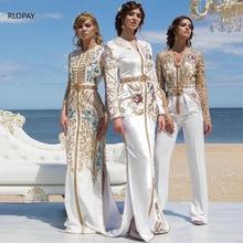Moroccan R Brand Metal Belts for Women Golden Jewelry Waist Chain Full Rhinestone Bridal Belts  Famous Morocco Jewelry