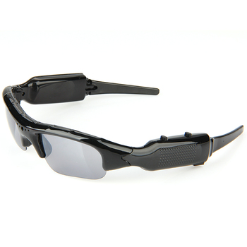HD 720P Sunglass Camera Video Cam Recorder Waterproof Sun Glass Wearable DV DVR Camcorder for Outdoor Sports Cycling Clearance