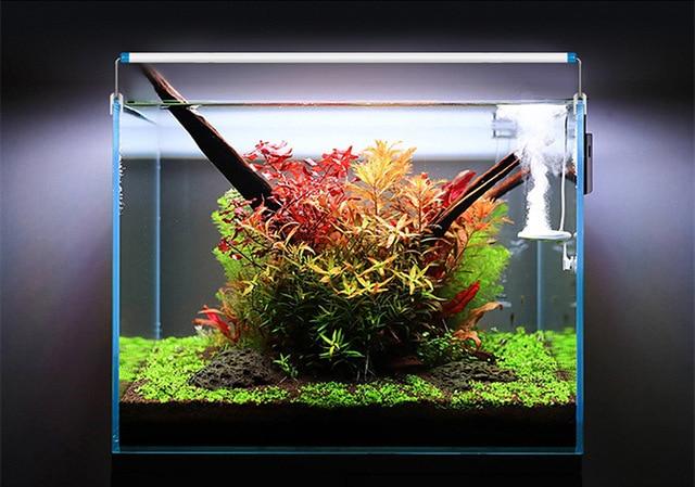 Super Slim Adjustable LED Fish Tank Lighting 6