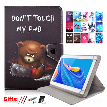 Universal Cover Case For 10.1 inch Tablet PC DEXP Ursus B11 L210 K11 P410 E110 VA110 VA210 N110 P110 P210 A310 GX210 TS210 3G image