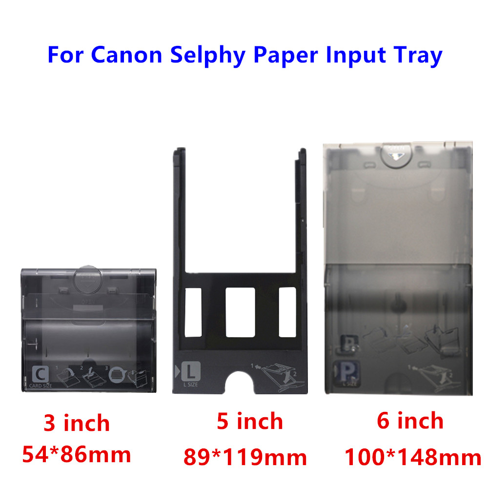 3-дюймовый 5 дюймов 6 дюймов Бумага Вход Лоток Сборки Бумага захватный для Canon Selphy CP1300 CP1200 CP910 CP900 CP800 CP760 принтер