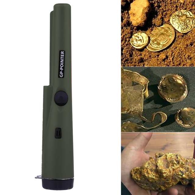 Metal Detector Gold Detector Pinpointers GP360 Detector De Metais Detecteur De Metaux Pointers Pinpointing 4