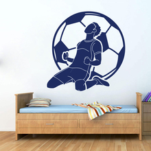 Football Sport Game Famous Player Wall Sticker Barcelona Soccer Home Decoration Sports Room Decor Vinyl Art Design Poster W667