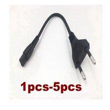 Универсальный зарядный кабель переменного тока 100 240 В для